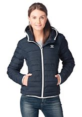 adidas Originals Bunda, �Slim Padded Hood Bundat�