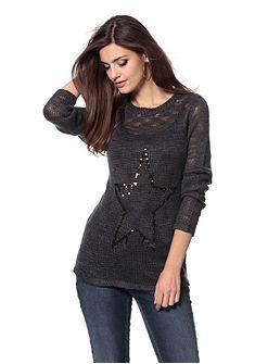 Flitteres pulóver, Aniston