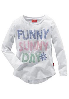 CFL Tričko s dlhým rukávom pre dievčatá