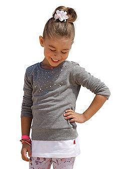 Kidoki Tričko s dlhým rukávom, pre dievčatá