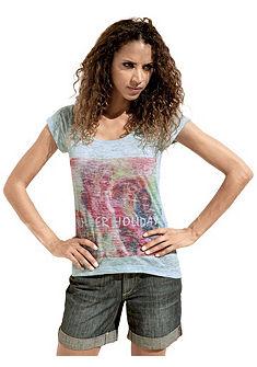 Nyomott mintás póló