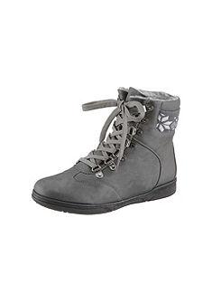 Magas szárú cipő, City Walk