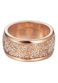 Gyűrű, »dazzle rose, ESRG12247A«, Esprit