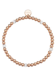 Náramek, »spheres rose white, ESBR11641C165«, Esprit