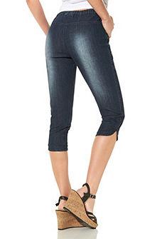 Capri džínsy