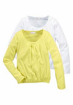 Arizona Tričko s dlouhým rukávem pro dívky (2 ks)