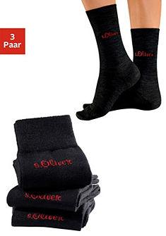 Női zokni, s.Oliver (3 pár)