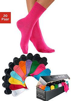 Dámské ponožky (20 párů)
