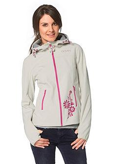 OCEAN Sportswear Softshellová bunda
