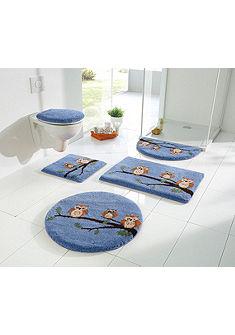 Koupelnová předložka, Grund, »sovičky«
