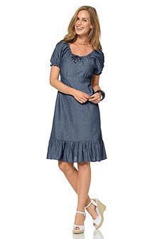 Cheer Džínové šaty