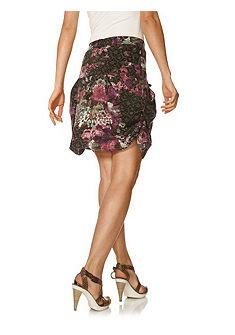 Pletená sukně