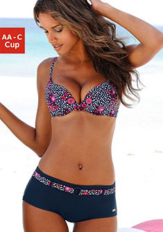 Bikinový push-up top, LASCANA