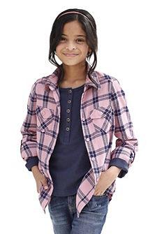 Arizona Károvaná košile pro dívky