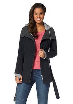 Укороченное пальто с ремнем Kangaroos