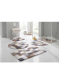 Fürdőszobaszőnyeg, Ecorepublic, »Kira«, kétoldalas,bio pamutból
