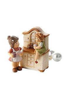 Zberateľská figúrka, »v kuchyni sa pečie«, Goebel