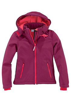 Kangaroos Softsellová bunda pro dívky