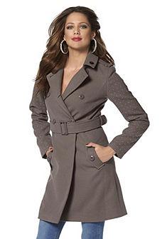 Melrose Krátký kabát