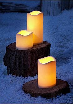 Svietiaca sviečka s LED, Best Season