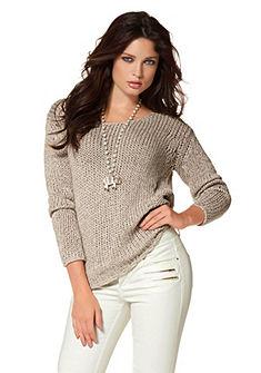 Laura Scott Pletený pulóver