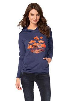 OCEAN Sportswear Tričko s kapucí