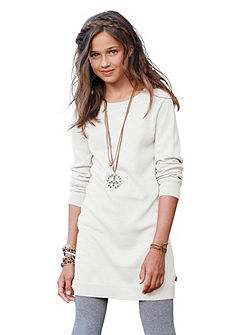 CFL Pletené šaty, pre dievčatá
