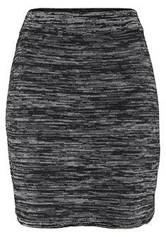Chillytime Úpletová sukňa