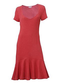 Testkövető dzsörzé ruha