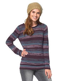Cheer Proužkovaný pulovr