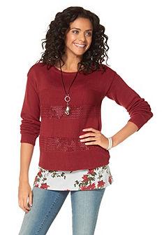 Boysen's Azsúr pulóver