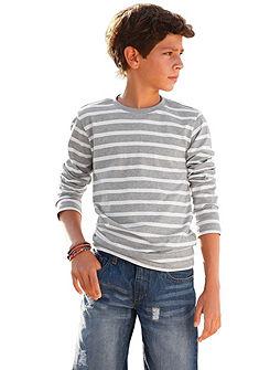 CFL hosszú ujjú póló, fiúknak