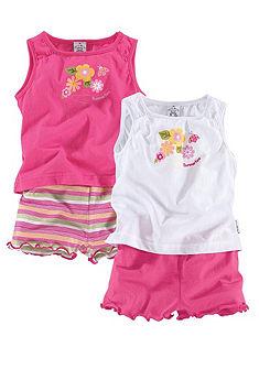 Klitzeklein póló&rövindnadrág (csomag, 4részes), gyerekeknek