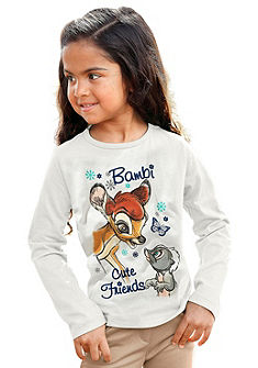 Disney Tričko s dlhým rukávom, pre dievčatá