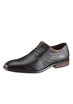 Bugatti Business fűzős cipő rezgés csillapítóval