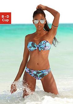 Balconette bikini felső