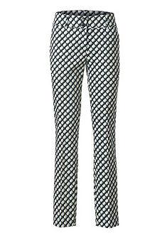 Vzorované nohavice