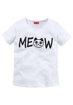 CFL póló cica nyomással, lányoknak