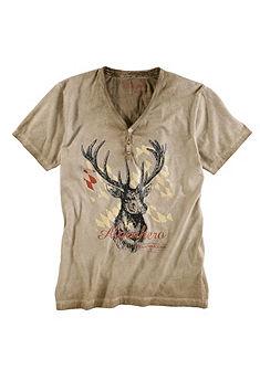 Pánská krojová košile s potiskem, Stockerpoint