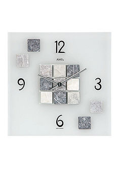 Falióra dekoratív kövekkel, AMS