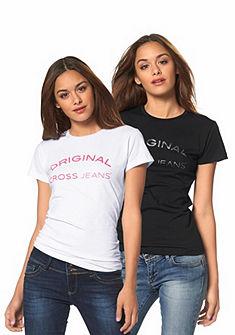 Cross Jeans® póló (csomag, 2dbos csomag)