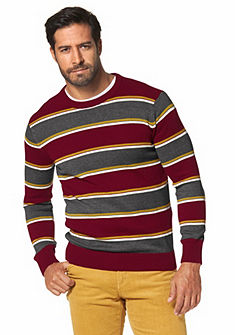 Grey Connection csíkos pulóver