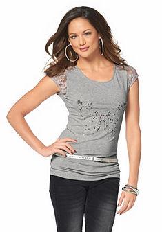 Melrose kereknyakú póló