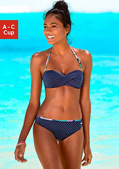 Bandeau bikinifelső