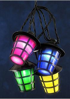LED-es lampion-izzósor (20-részes)