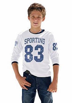 Arizona Tričko s dlouhým rukávem pro chlapce