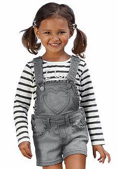 Arizona Lányka kantáros, farmer rövidnadrág