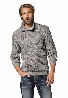 TIMEZONE cipzáras pulóver