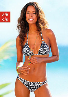 Háromszög fazonú bikini felső