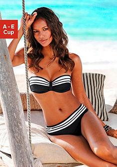 Pánt nélküli merevítős bikini, LASCANA